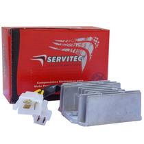 Retificador Bateria Reg Voltagem Yes/ Intruder125/250 (1cil)