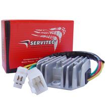 Retificador Bateria / Regulador Voltagem Shadow 600 Servitec
