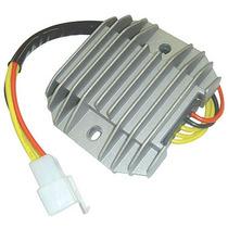 Regulador Retificador Voltagem C/ Cabo P Yamaha Xv250 Virago