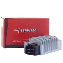 Retificador Bateria Regula Voltagem Xt 225/ Tdm 225 Servitec