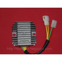 Regulador\retificador Voltagem Comet\mirage 250 -2009 Diant