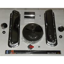 Kit Cromado Motor 302 V8 Maverick Landau + Filtro + Vareta