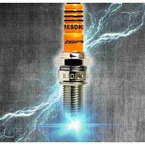 Vela Ignição Iridium Moto Cg 150 Fan, Titan, Biz125, Nxr150