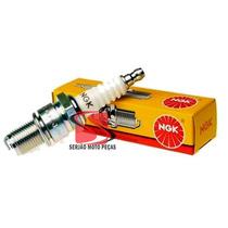 Vela Ignição Ngk Cpr8ea-9 Titan150 Biz125 Bros125/150 Fanesi