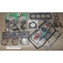 Kit Retifica Do Motor Peugeot 307 2.0 16v /05 Ew10a