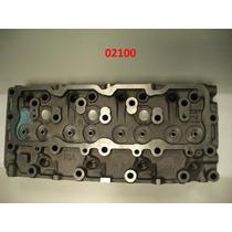 Cabeçote Parcial P/motor Asia Topic 2.7 8v. Diesel Ate 98