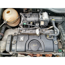Motor Peugeot 206 207 Citroen C3 1.4 Flex 2008 Parcial