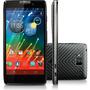 Motorola Razr Hd Preto - 4g Gsm Tela Amoled Hd 4.7 Cam 8mpx