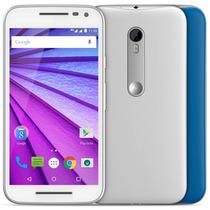 Motorola Moto G 3ºgeração, Dual, 4g, 5, 13mp, 5mp, 16gb
