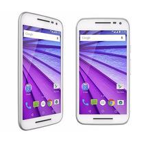 Celular Smartphone Moto G3 3ª Geração Tlc Android 3g 2 Chips