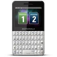 Celular Motorola Ex223 - Dual Chip / Teclado Qwerty / Câmera