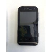 Aparelho 1 Chip Defy Motorola Xt 321 Vitrine Com Nota