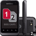 Motorola Mini Defy Xt321 2 Chips 3mp Gps Wi-fi