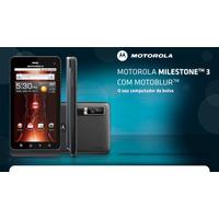 Motorola Milestone 3 Xt860 3g Slide Dualcore Câm 8mp Andróid