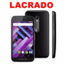 Smartphone Moto G 3 Turbo Xt1556 16gb 2 Chips 4g 13mp 2gb