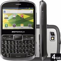 Smartphone Motorola Defy Pro Xt560, Gsm, Prata