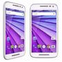 Celular Smartphone Mt G3 3ª Geração Branco 3g 2 Chips Novo