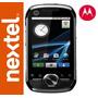 Motorola I1 Nextel Iden Original +suporte Duplo+8gb+anatel