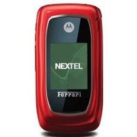 Celular Nextel Ferrari I897 - Desbloqueado - Semi Novo