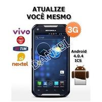 Desbloqueio Atualização Iron Rock Xt626 P/ Android 4.0.4