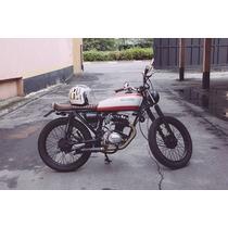 Honda Cg Bolinha 1982 Cafe Racer