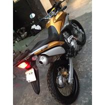 Xre300 Dourada Aceito Troca Moto Menor Valor