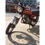Honda Cg 125 Cc 1978 *** R$ 4200.00*** Avista