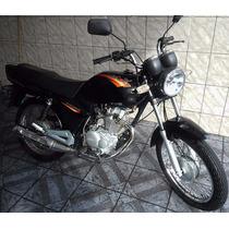 Moto Sundown Max Se 125cc Preta