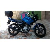 Yamaha Ybr 125 Factores Ed