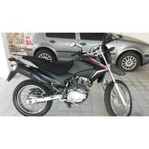 Moto Honda Bross 150 Es 2014 Novinha, Novinha