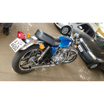 Honda Cb 400 Four Cd 400 Four 1975
