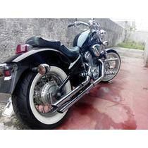 Moto Honda Shadow 600cc Ano 2000 Toda Original!!!