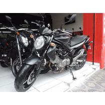 Suzuki Gladius 650 Ano 2014 Apenas 12000km Shadai Motos