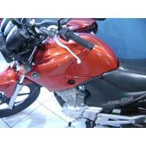 Ybr Factor 125 Ed Comp. 2009 Ent 500 12 X $ 550 Rainha Motos