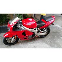 Honda Cbr 900rr 1996 Vermelha Em Excelente Estado