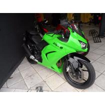 Kawasaki Ninja 250 Impecavel