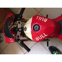 Outras Marcas Novo Mini Moto Bull 2015