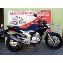 Yamaha Ys 250 Fazer 2012 Roxa Alessandro Motos
