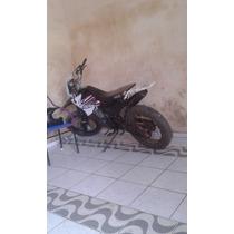 Yamaha 125x Branca