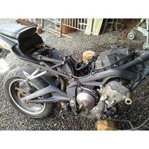 Sucata Triumph 675 Motor,roda,quadrob,rabeta,balança,ineçao,
