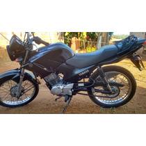 Yamaha Ybr 125 Factor Preta