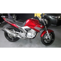 Yamaha Fazer Ys 250 Yamaha Fazer Ys 250 2014