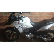 Honda Xre 300 Branca 300 2014