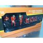 Miniatura Boneco Figuras Pit Crew Diorama Jagermeister 1/18