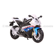 Bmw S1000rr 1/12 Lançamento Moto Honda Suzuki Yamaha Linda