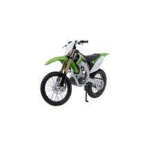 Miniatura De Moto Kawasaki Kx 450f 1:12 Maisto