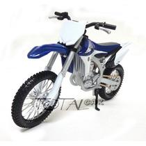 Yamaha Yz450f Esc. 1:12 Maisto Promoção