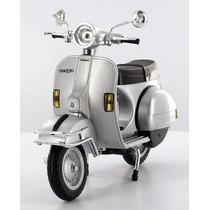 Vespa P200e Del 1/12 New Ray Lançamento Moto Antiga Piaggio