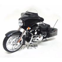 Harley Davidson Street Glide Special 2015 1:12 Maisto