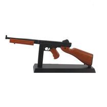 Miniaturas Die Cast 1:6 Armas - Thompson - Airsoft.
